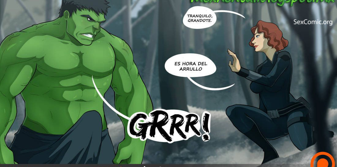 comic xxx avengers age of ultron[[[