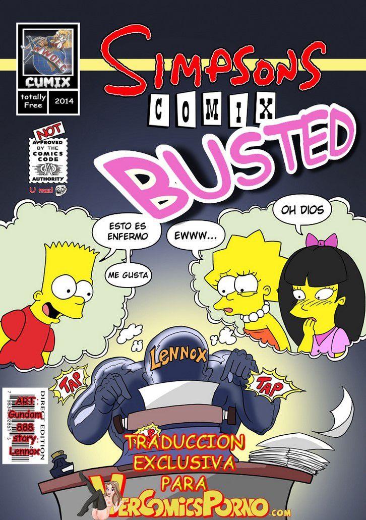 Piégé le Simpson Porn[