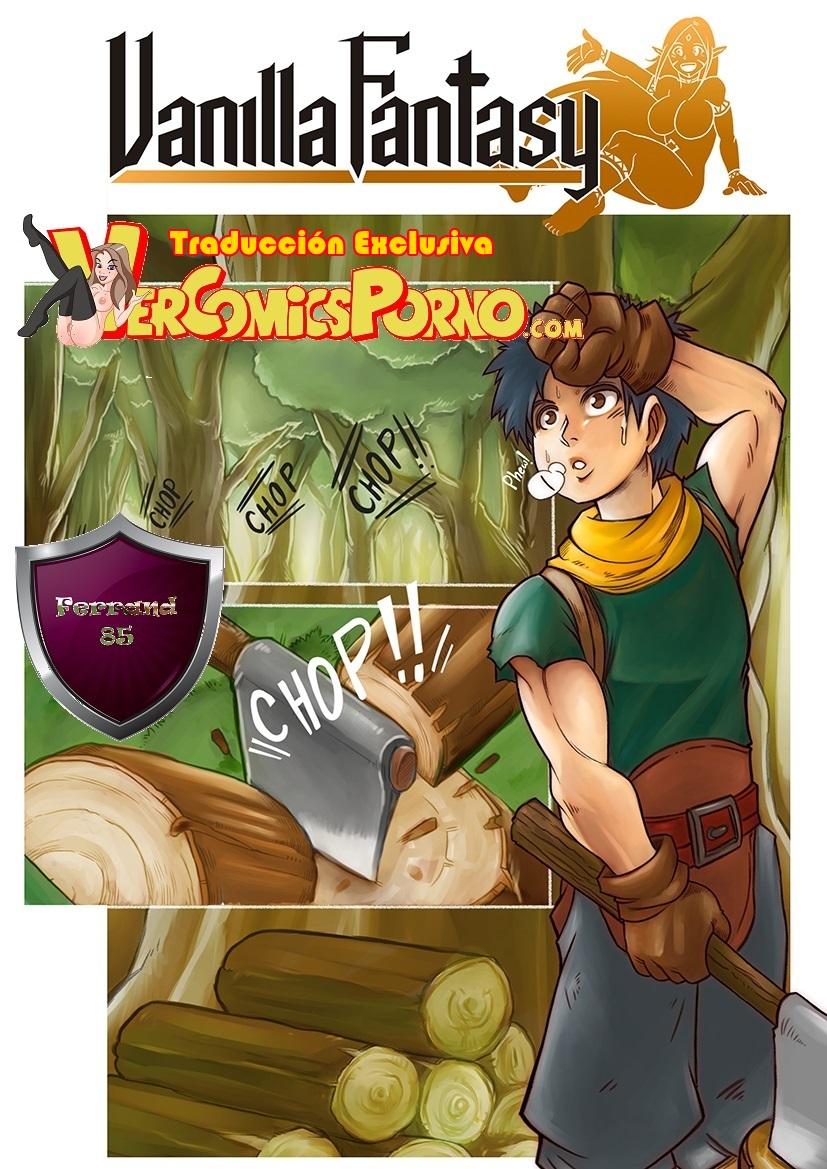 Vanilla Fantasy xxx 1, el leñador pervertido