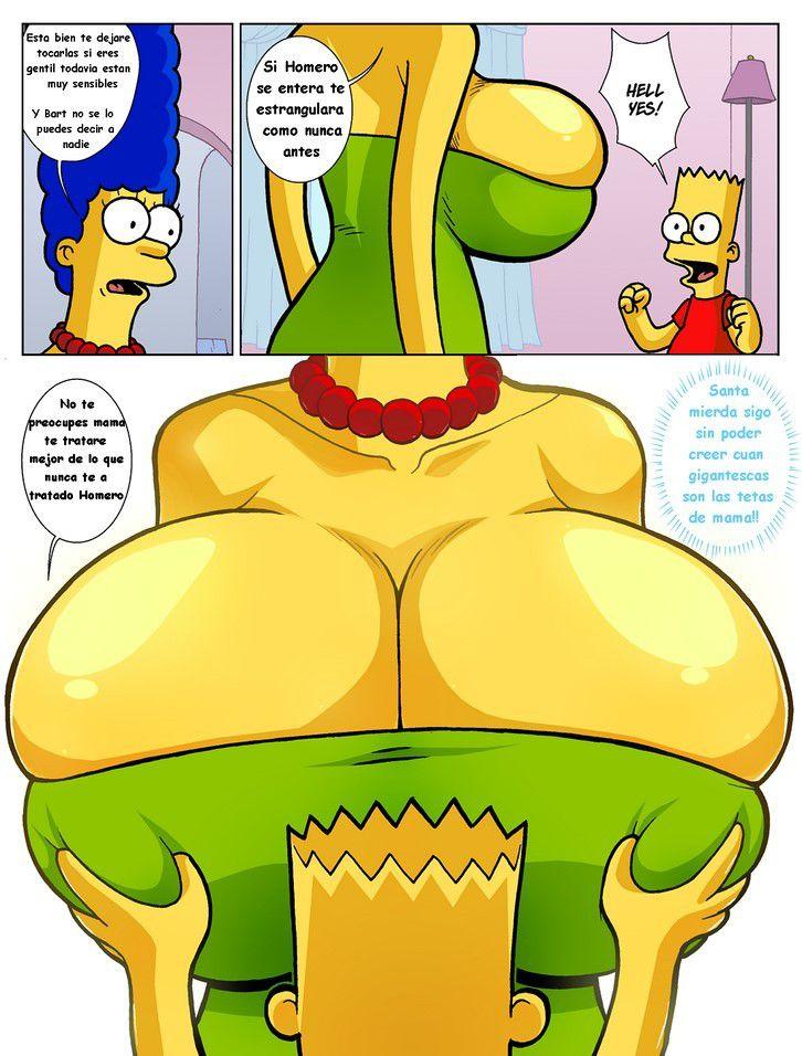 El Regreso de las gemelas de Marge