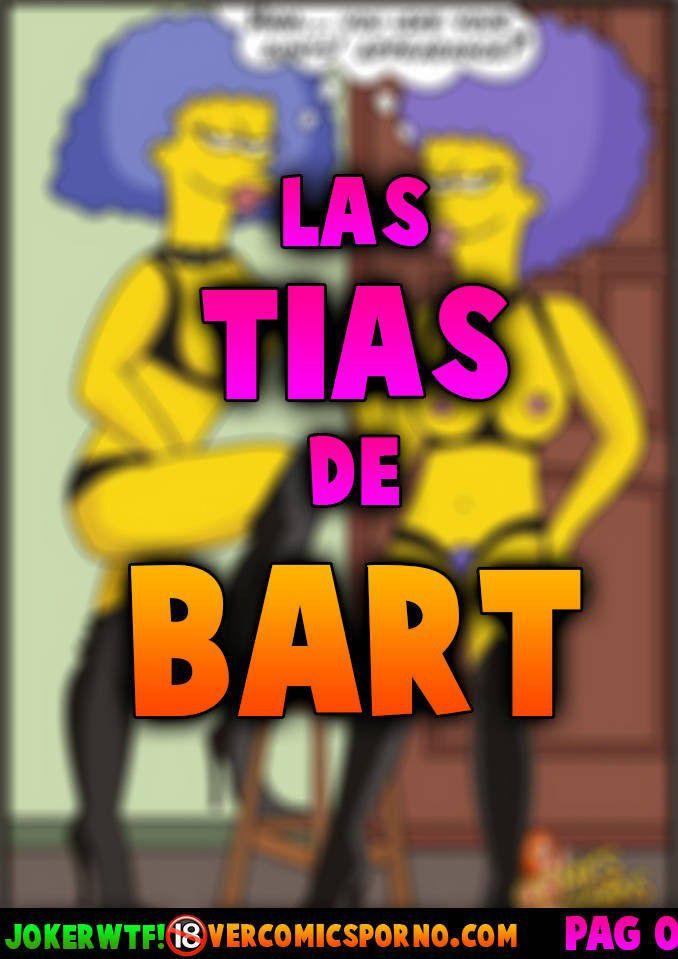 Las tias de bart | Los Simpson Porno