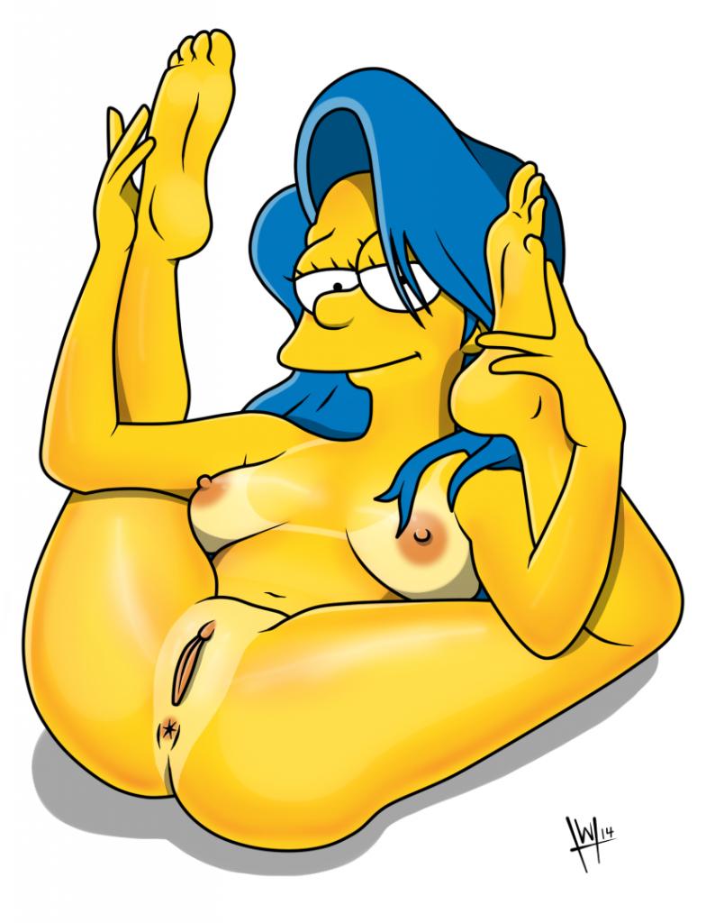 El culo de Marge