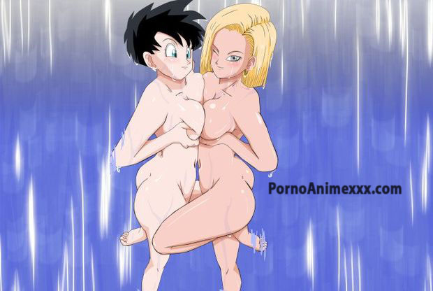 N 18 xxx Androide Dbs Desnuda imagenes xxx androide 18