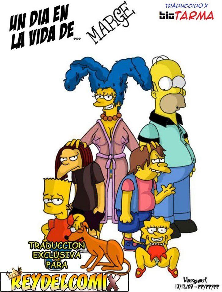 Un día en la vida de Marge