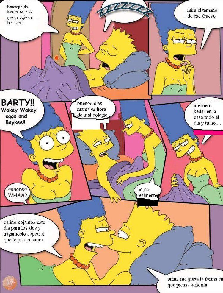 Simpcesto | Los Simpson Porno